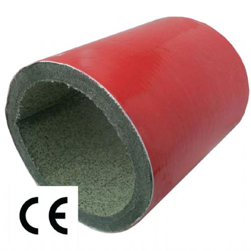 Intumescent Low Profile Ventilation Fire Duct Sleeve - CE Marked (155 mm diam)